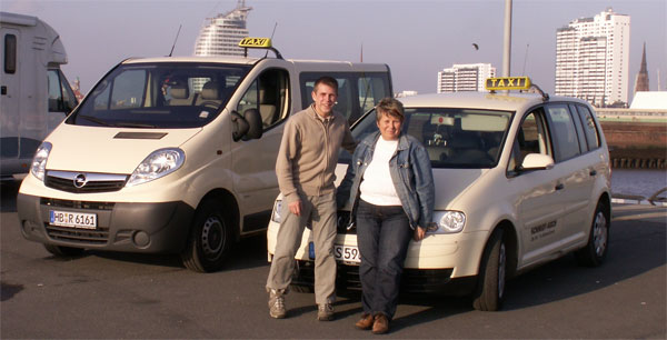 Taxi in Bremerhaven